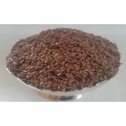 Flax seeds Plain